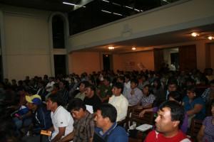 II Encuentro de Trabajadores Tercerizados